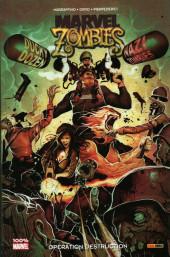Marvel Zombies -9- Opération destruction