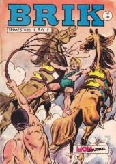 Brik (Mon journal) -153- Le monstre de fer