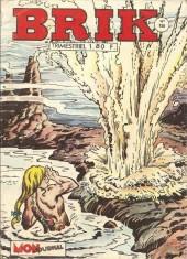 Brik (Mon journal) -155- Les grottes de la mort