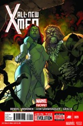 All-New X-Men (Marvel comics - 2012) -9- Issue 9