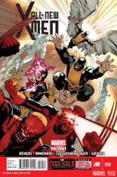 All-New X-Men (Marvel comics - 2012) -10- Issue 10