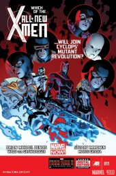All-New X-Men (Marvel comics - 2012) -11- Issue 11