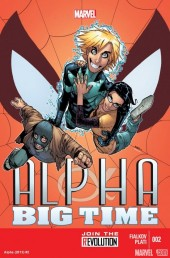 Alpha: Big Time (2013) -2- Issue 2 of 5