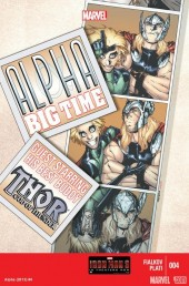 Alpha: Big Time (2013) -4- Issue 4 of 5
