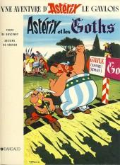 Astérix -3b86- Astérix et les Goths