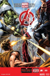 Avengers Vol.5 (Marvel comics - 2013) -9- Star Bound