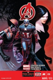 Avengers Vol.5 (Marvel comics - 2013) -10- Validator