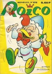 Roico -172- Le métier d'acteur