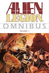Alien Legion Omnibus (2009) -INT01- Alien Legion Omnibus volume 1