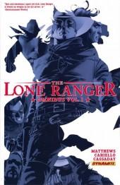 The lone Ranger Vol.1 (Dynamite - 2006) -OMNI- The Lone Ranger Omnibus volume 1