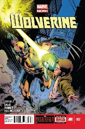 Wolverine (2013) -2- Hunting Season Part 2