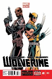 Wolverine (2013) -3- Hunting Season Part 3