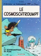 Les schtroumpfs -6b86- Le cosmoschtroumpf