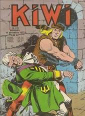 Kiwi -271- La chasse aux voleurs...