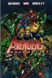 Avengers Assemble (2012) -INT01- Avengers Assemble volume 1