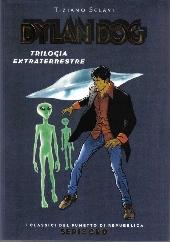 Classici del Fumetto di Repubblica (I) - Serie Oro -11- Dylan Dog - Trilogia extraterrestre