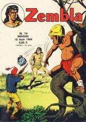 Zembla -14- Les guerriers de la cité secrète