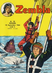 Zembla -15- En danger de mort