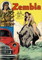 Zembla -25- La charge des mastodontes