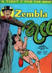 Zembla -66- La patrouille de la mort