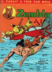 Zembla -67- Yankar, l'esprit du mal