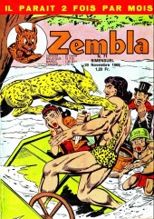 Zembla -71- La jeune fille à la valise
