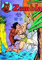 Zembla -112- Expérience sur un condamné