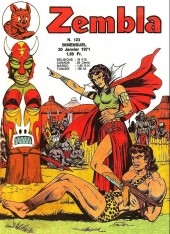 Zembla -123- La guerre des lions