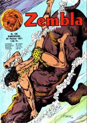 Zembla -125- Le médaillon