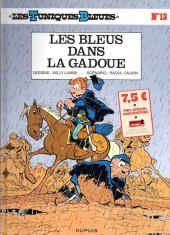 Les tuniques Bleues -13Sp- Les Bleus dans la gadoue