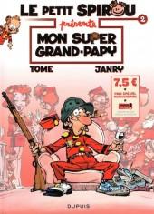 Le petit Spirou présente... -2a- Mon super Grand-Papy