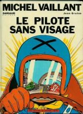 Michel Vaillant -2c72'- Le Pilote sans visage