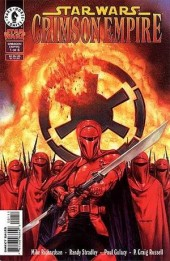 Star Wars: Crimson Empire (1997) -1- Crimson empire part 1 of 6