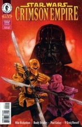 Star Wars: Crimson Empire (1997) -2- Crimson empire part 2 of 6