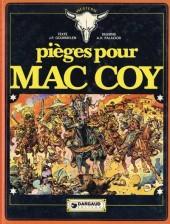 Mac Coy -3a78- Pièges pour Mac Coy