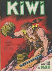 Kiwi -287- Le chateau des horreurs