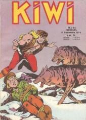 Kiwi -293- Menace sur les trappeurs !