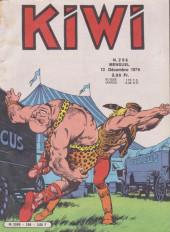 Kiwi -296- Pour une poignée de sterlings