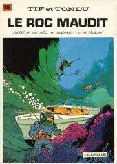 Tif et Tondu -18b80- Le roc maudit