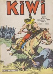 Kiwi -305- Le pont de Greenriver
