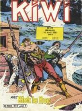 Kiwi -312- Six hommes à la dérive