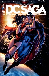 DC Saga -13- Numéro 13