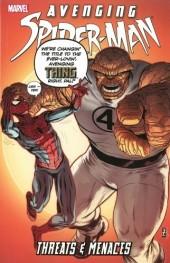 Avenging Spider-Man (2012) -INT03- Threats & Menaces