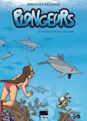Plongeurs -2- Des bulots sauce Mer Rouge