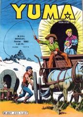 Yuma (1re série) -244- Vers la Terre Promise !