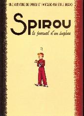 Spirou et Fantasio par... (Une aventure de) / Le Spirou de... -4FL- Le journal d'un ingénu