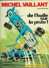 Michel Vaillant -18a1972- De l'huile sur la piste !