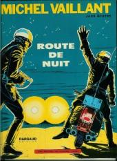 Michel Vaillant -4c1974- Route de nuit