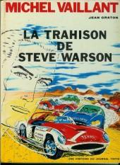 Michel Vaillant -6a1970b- La trahison de Steve Warson