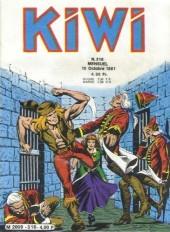 Kiwi -318- Les canons de la Baronne